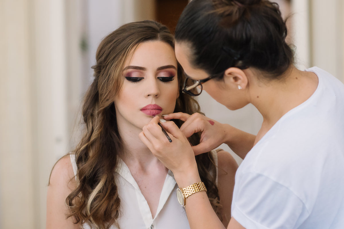 Bucharest Wedding Photography Le grand Art makeup