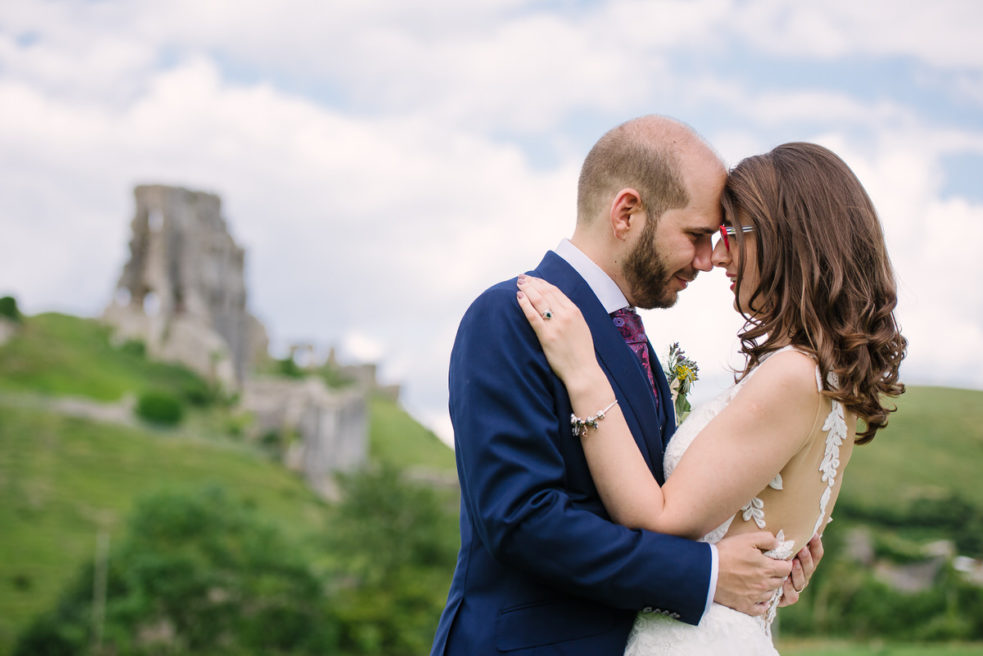 Dorset wedding videographer: Kingston Country Courtyard