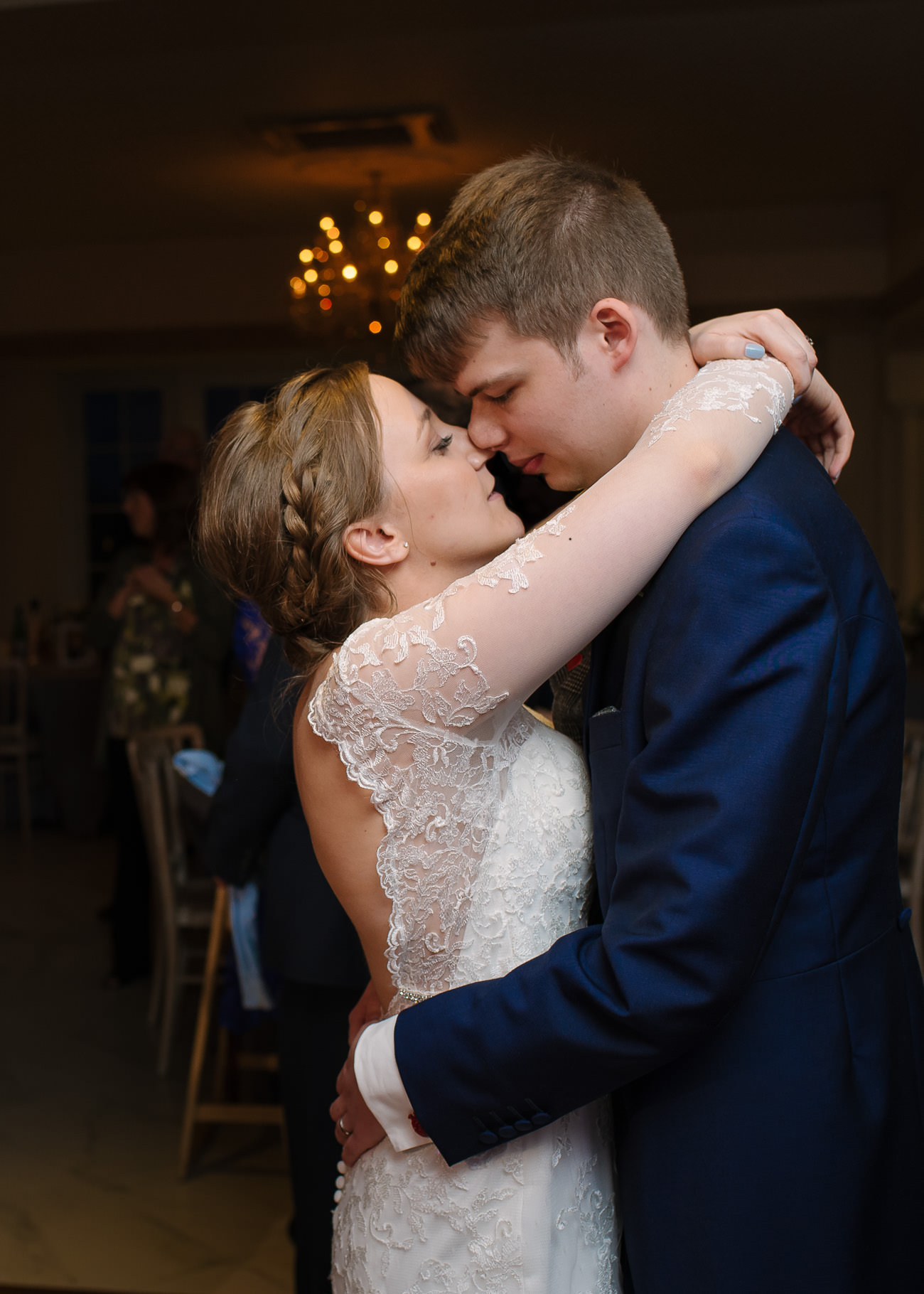 First dance at Froyle Park, Hampshire