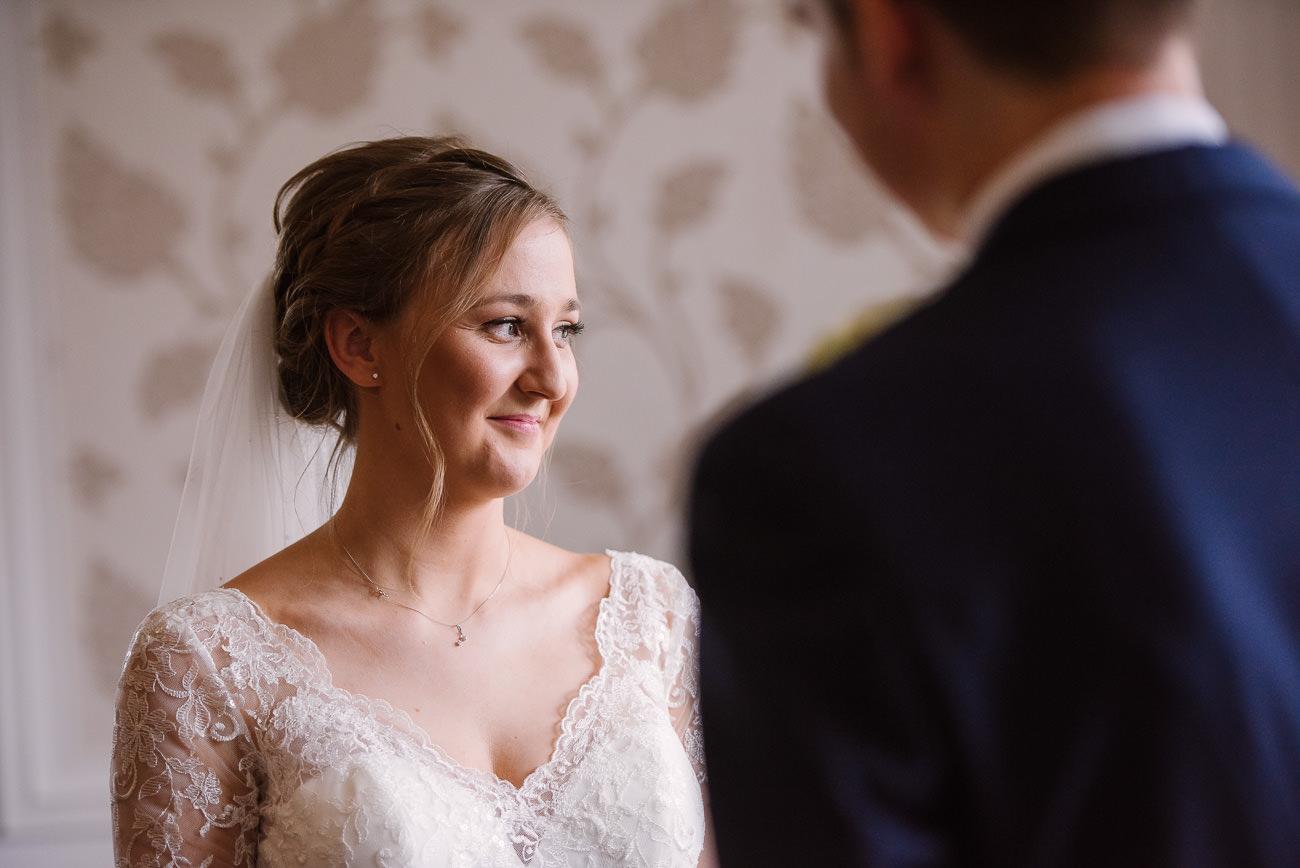 wedding Photographer Froyle Park Ceremony