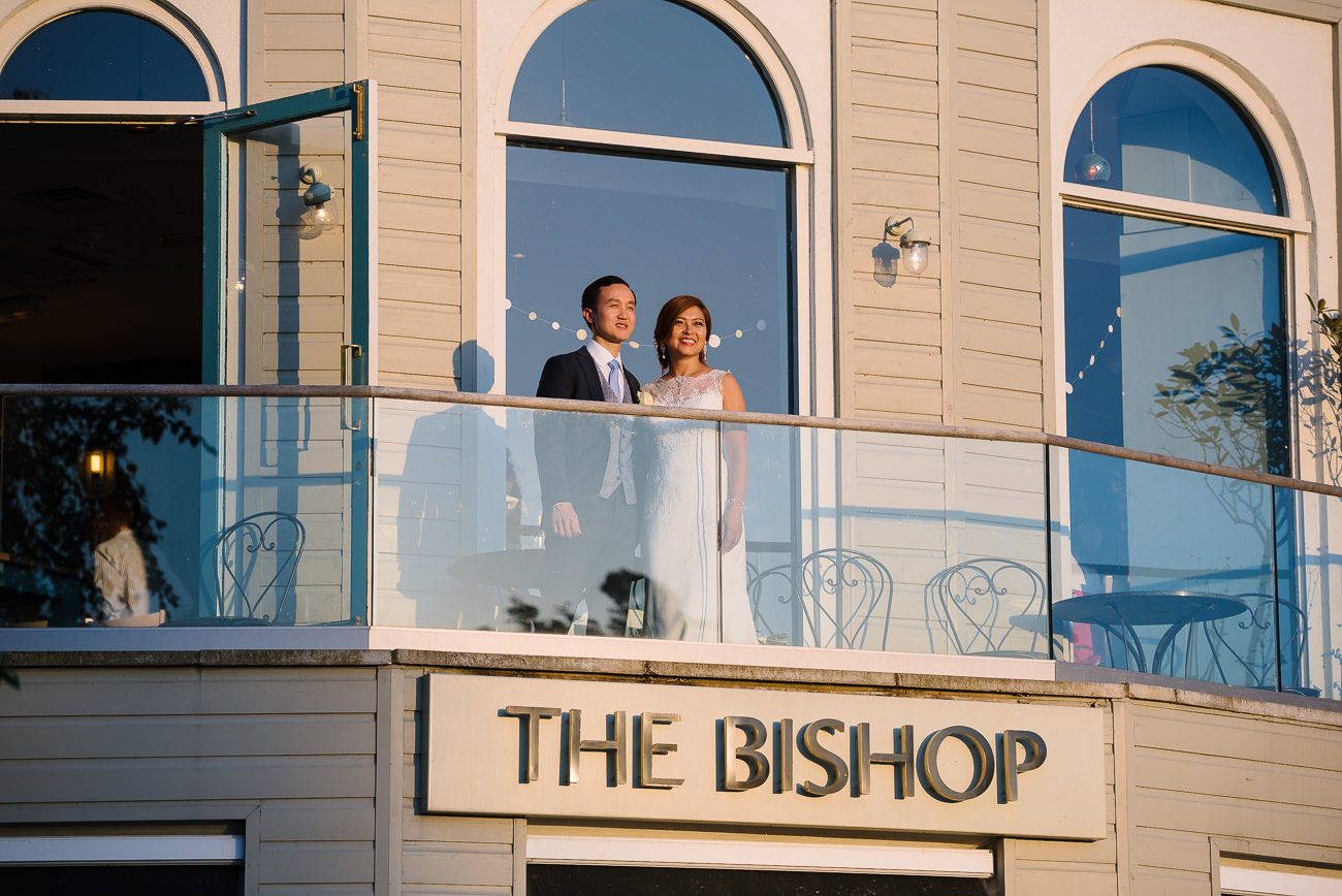 The Bishop Pub Kingston Upon Thames Wedding Photographer