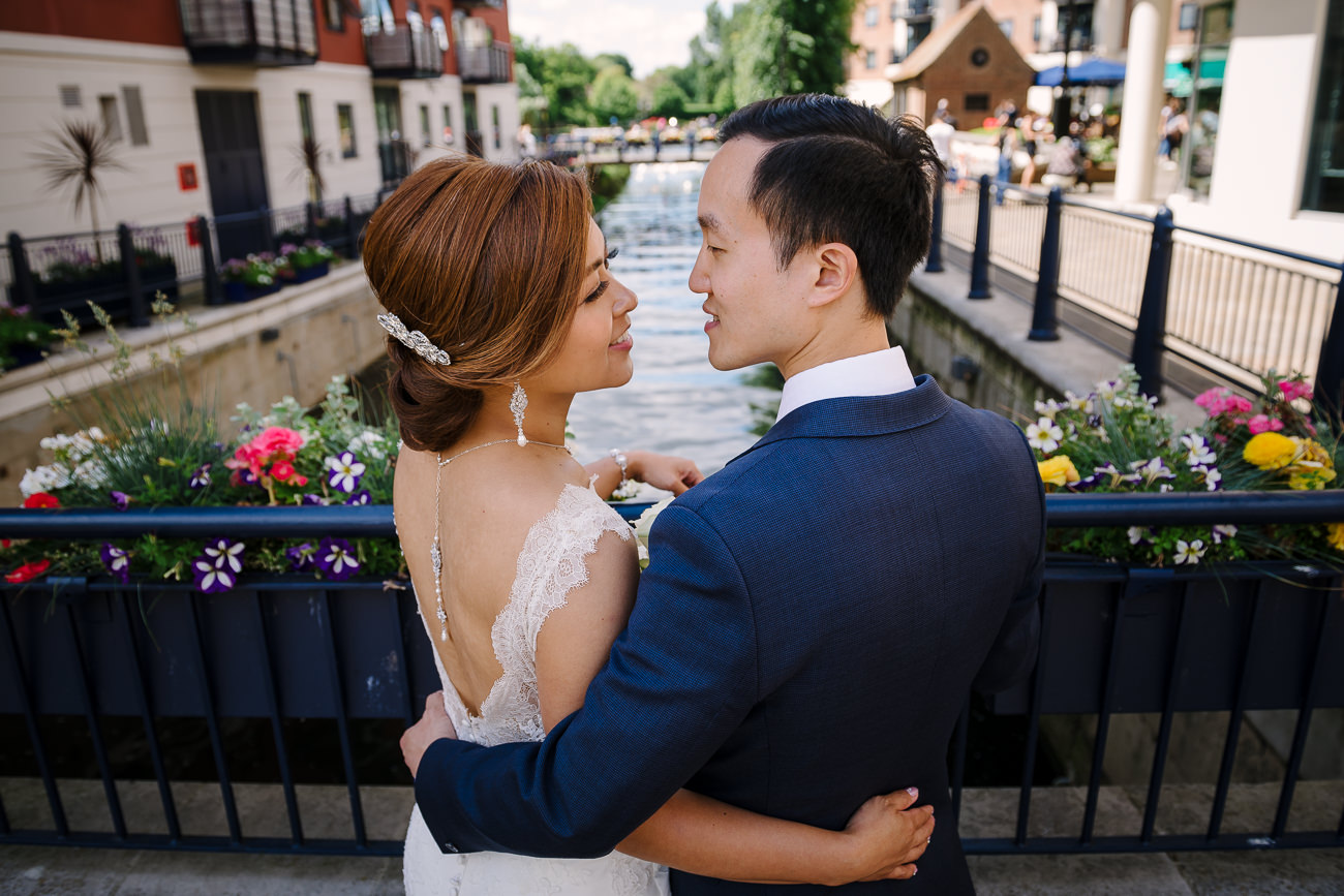 Kingston Upon Thames Wedding Photo Session
