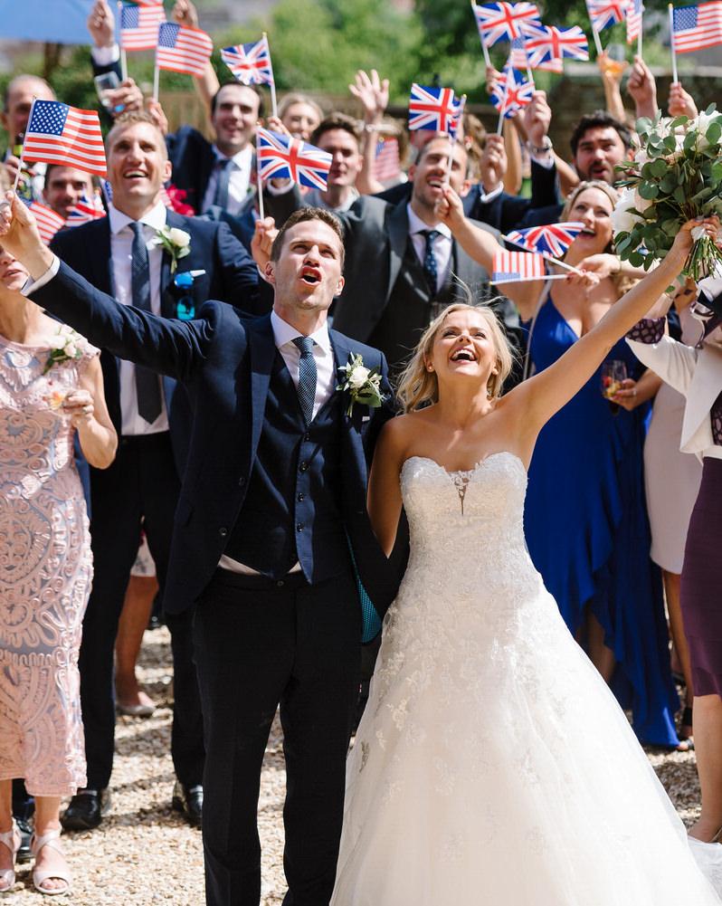 Wedding photographer Farnham Surrey