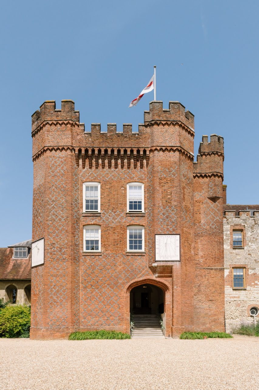 Wedding Farnham Castle