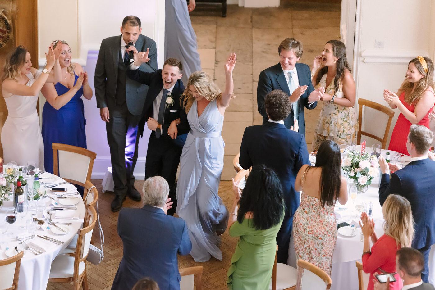 Wedding photographer Farnham Castle