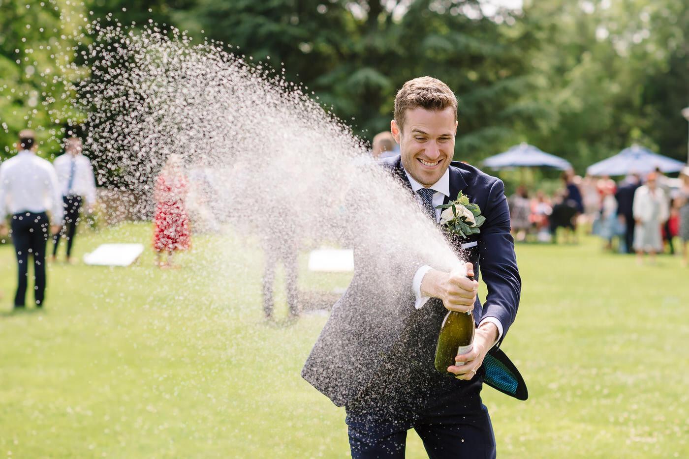 Documentary Wedding Photographer & Videographer Farnham Castle