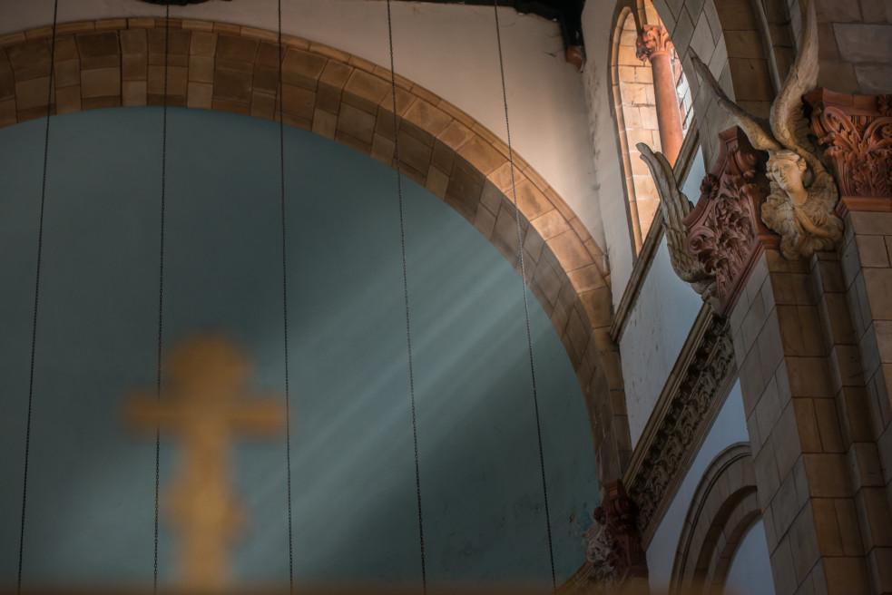 Christening Photography Poole Dorset – Saint Dunstan's Church