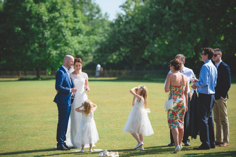 West Sussex Wedding Photographers – Beautiful summer wedding at Burpham Cricket Ground