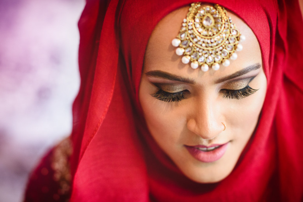 Asian Muslim Wedding Photography Hampshire and London