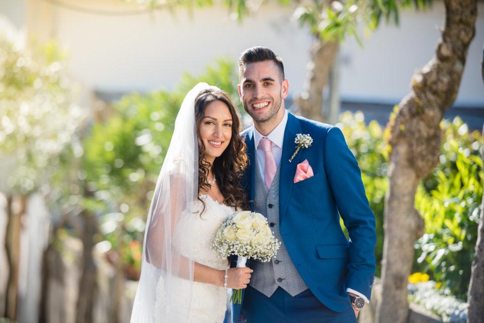 Destination Ravello Wedding Photographer & Videographer | Zeena & Alex