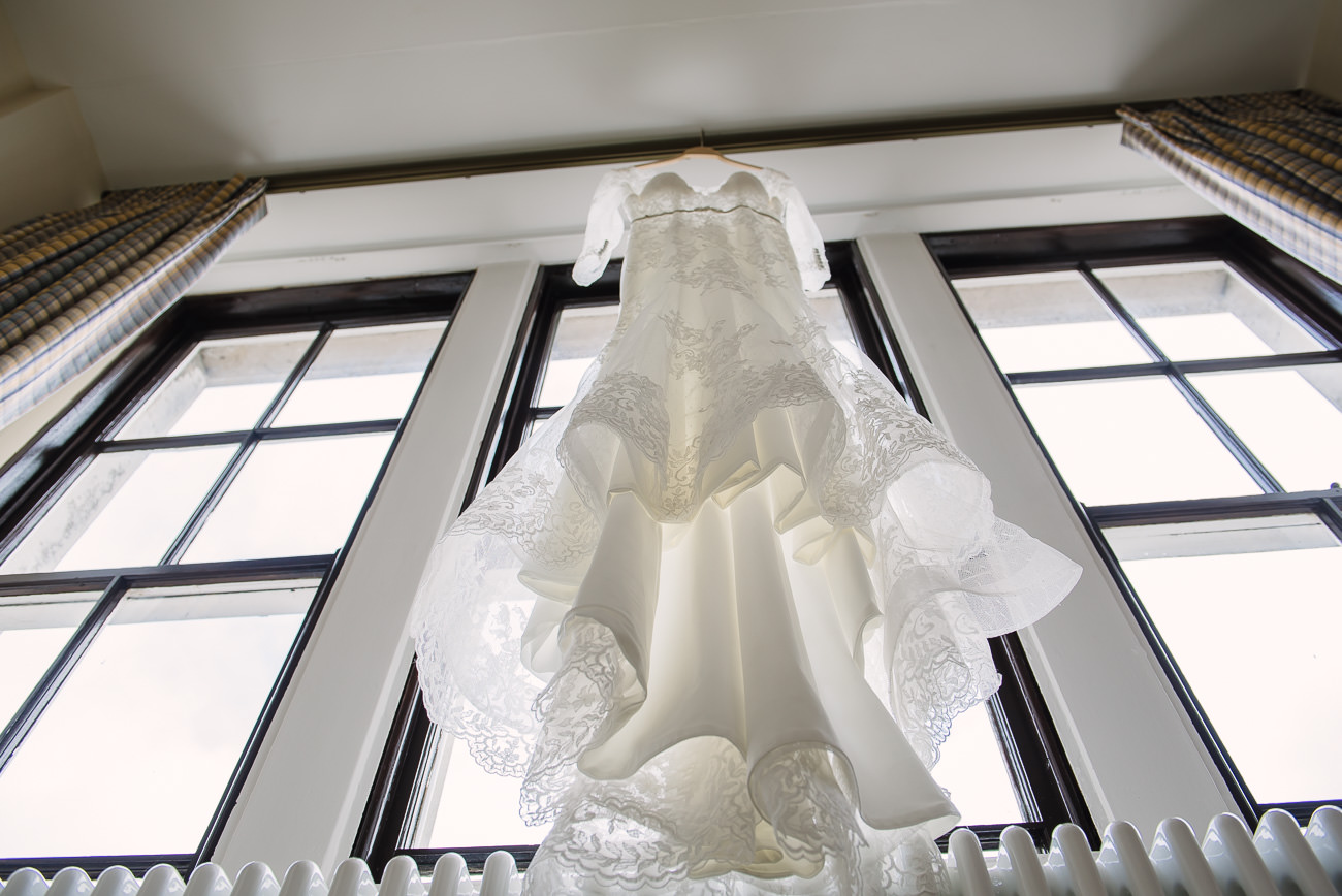 Froyle Park Wedding Photography Bridal Dress