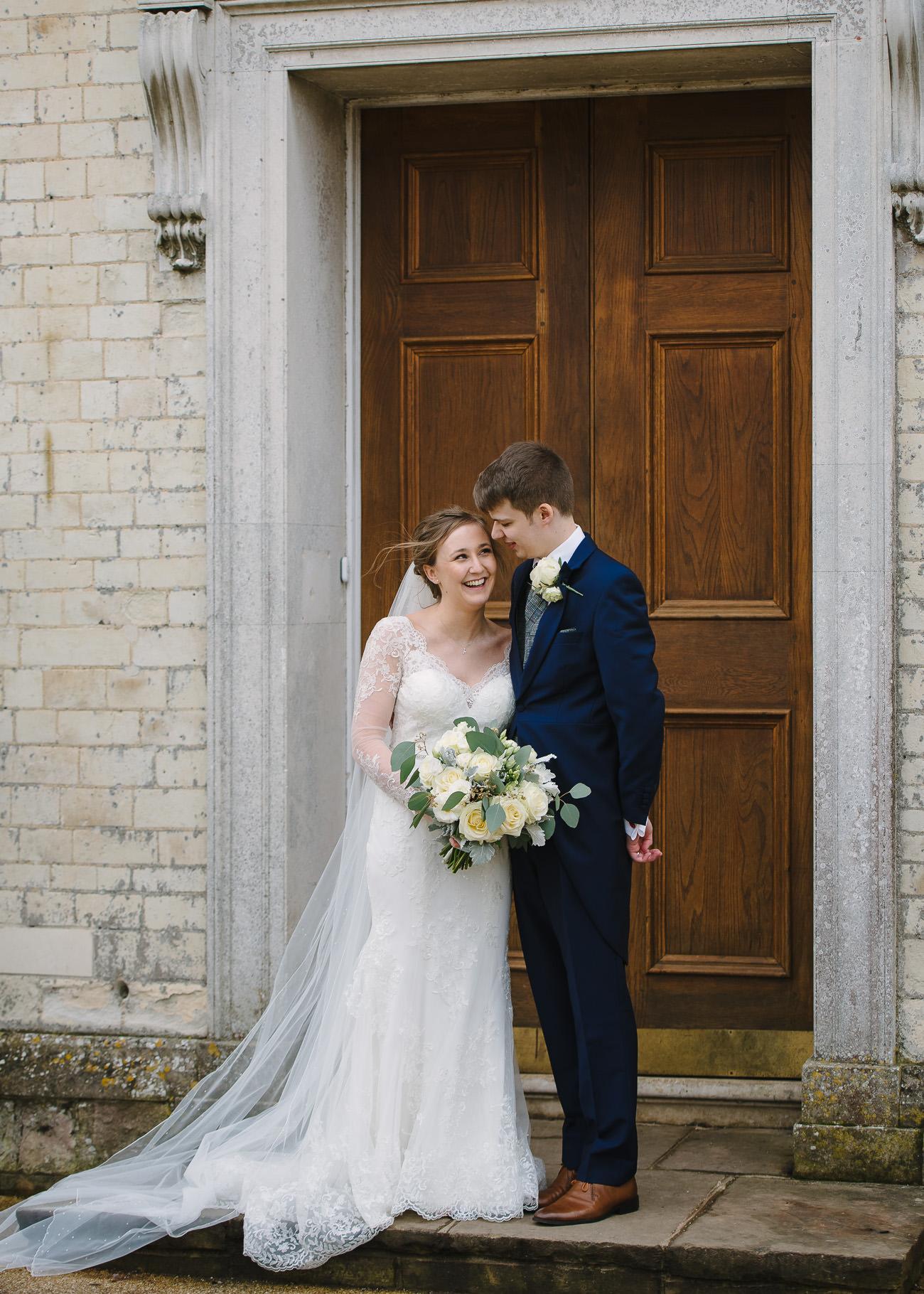 Wedding Photography Froyle Park Couple Portrait