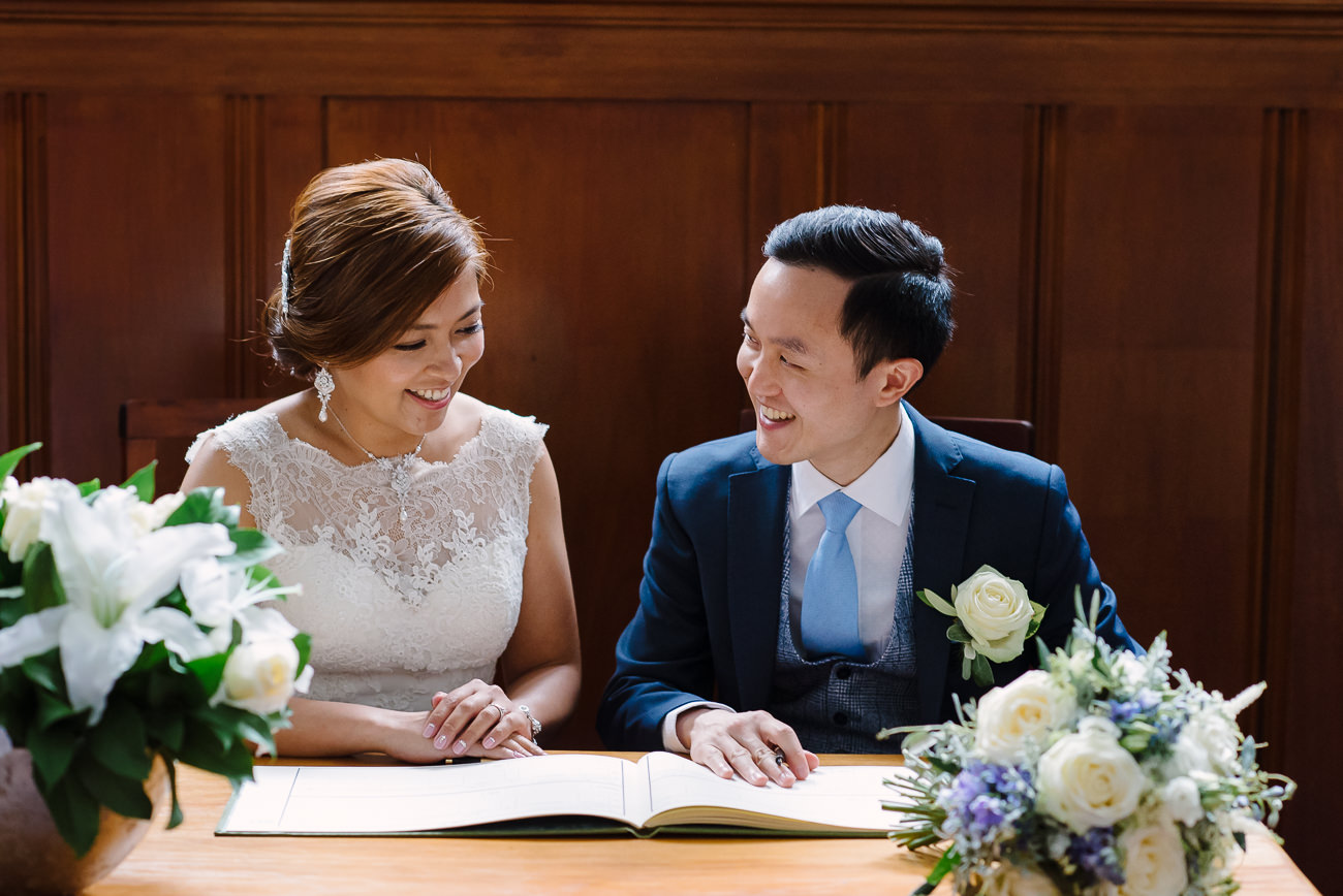 Wedding Photography at the Guildhall Kingston Upon Thames