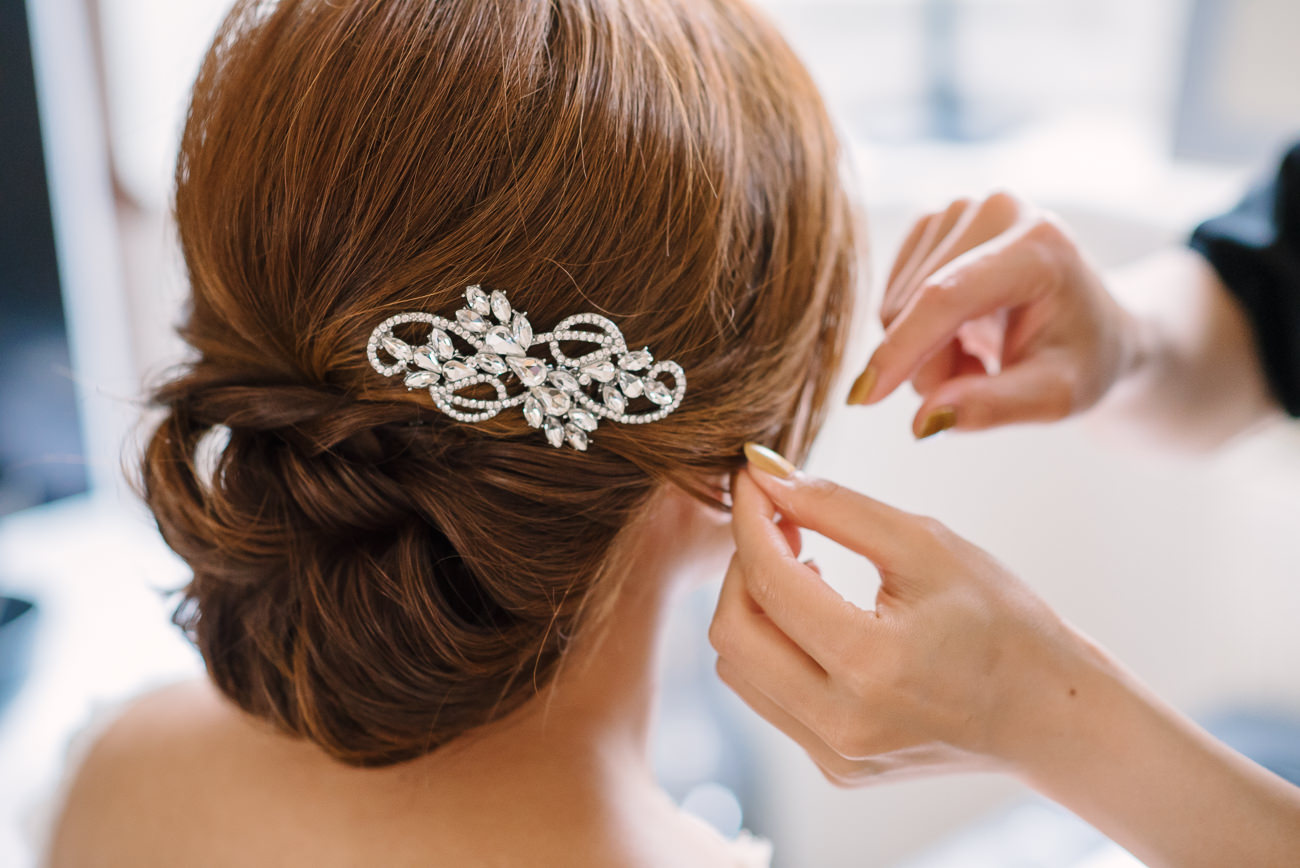 Wedding Getting Ready - Kingston Upon Thames