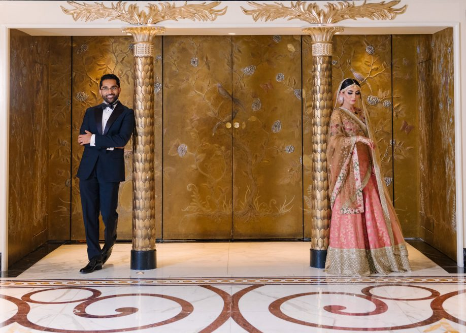 Asian Wedding Photographer London The Dorchester Hotel