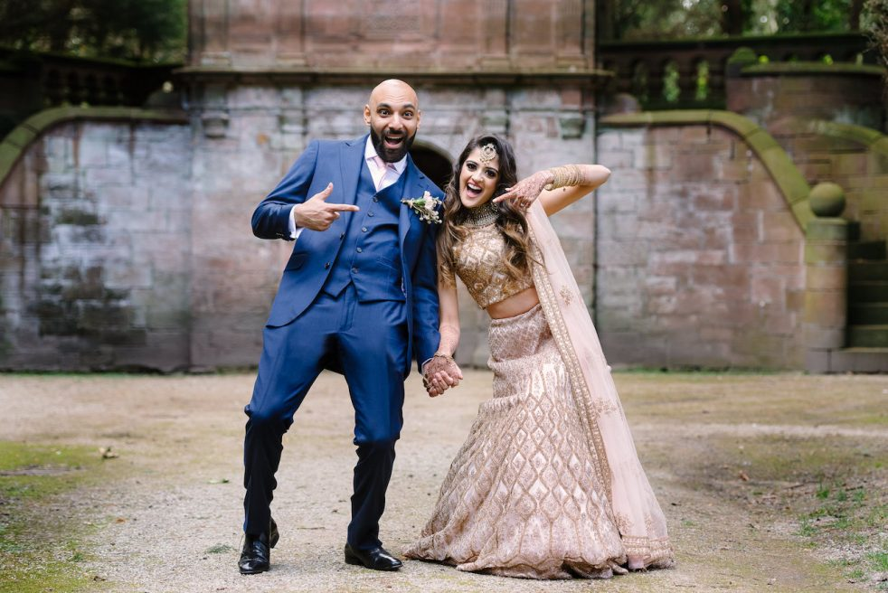 Asian Wedding Videographer Thornton Manor Lakeside Marquee