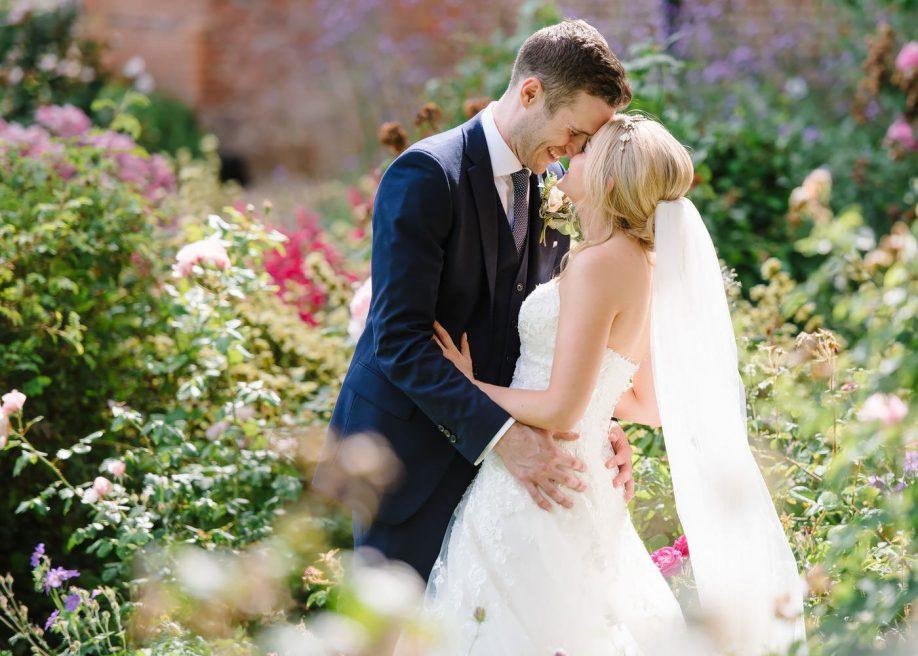 Farnham Castle Wedding Photographer Surrey: Kate & Colin