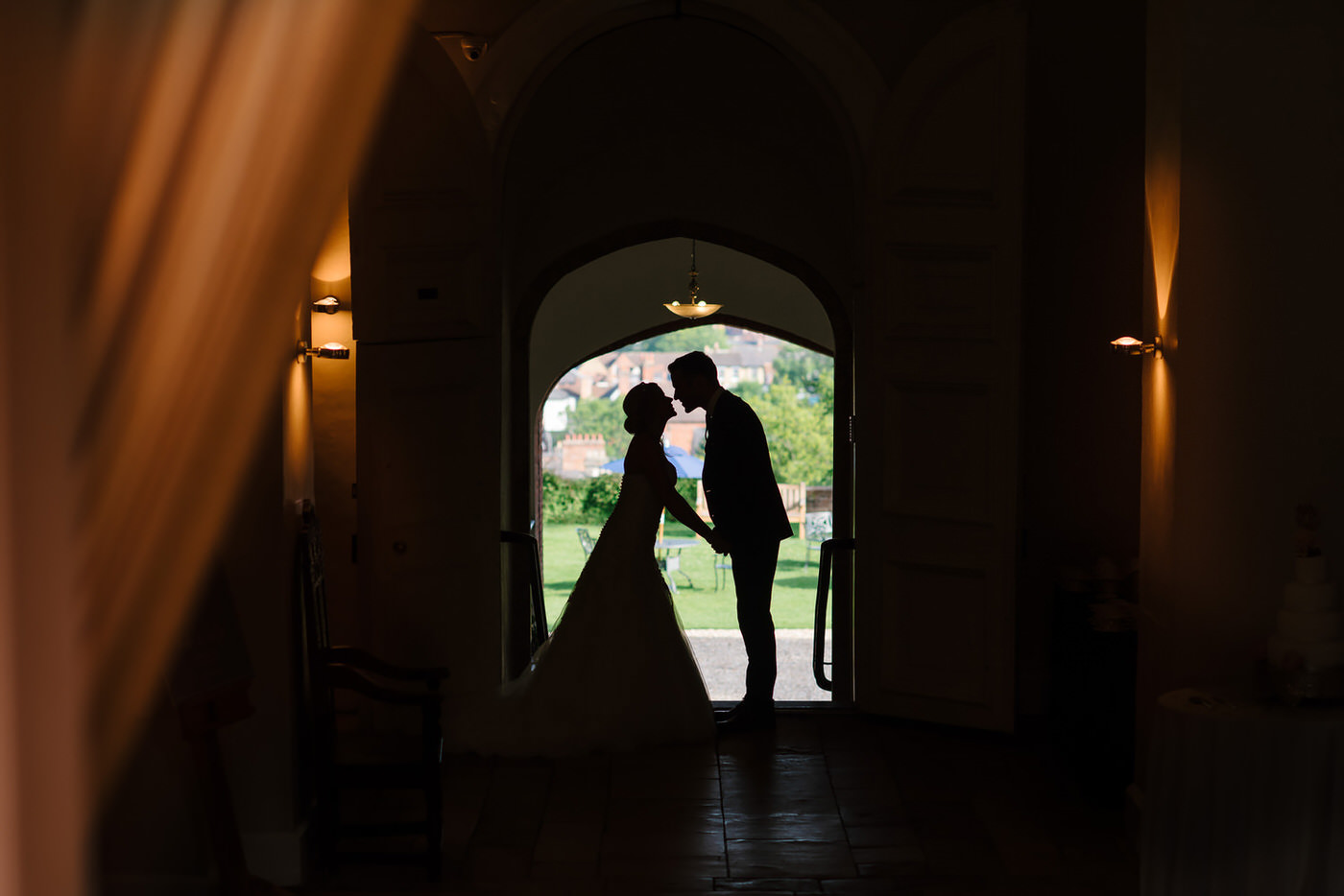 Wedding Photographer Farnham Castle