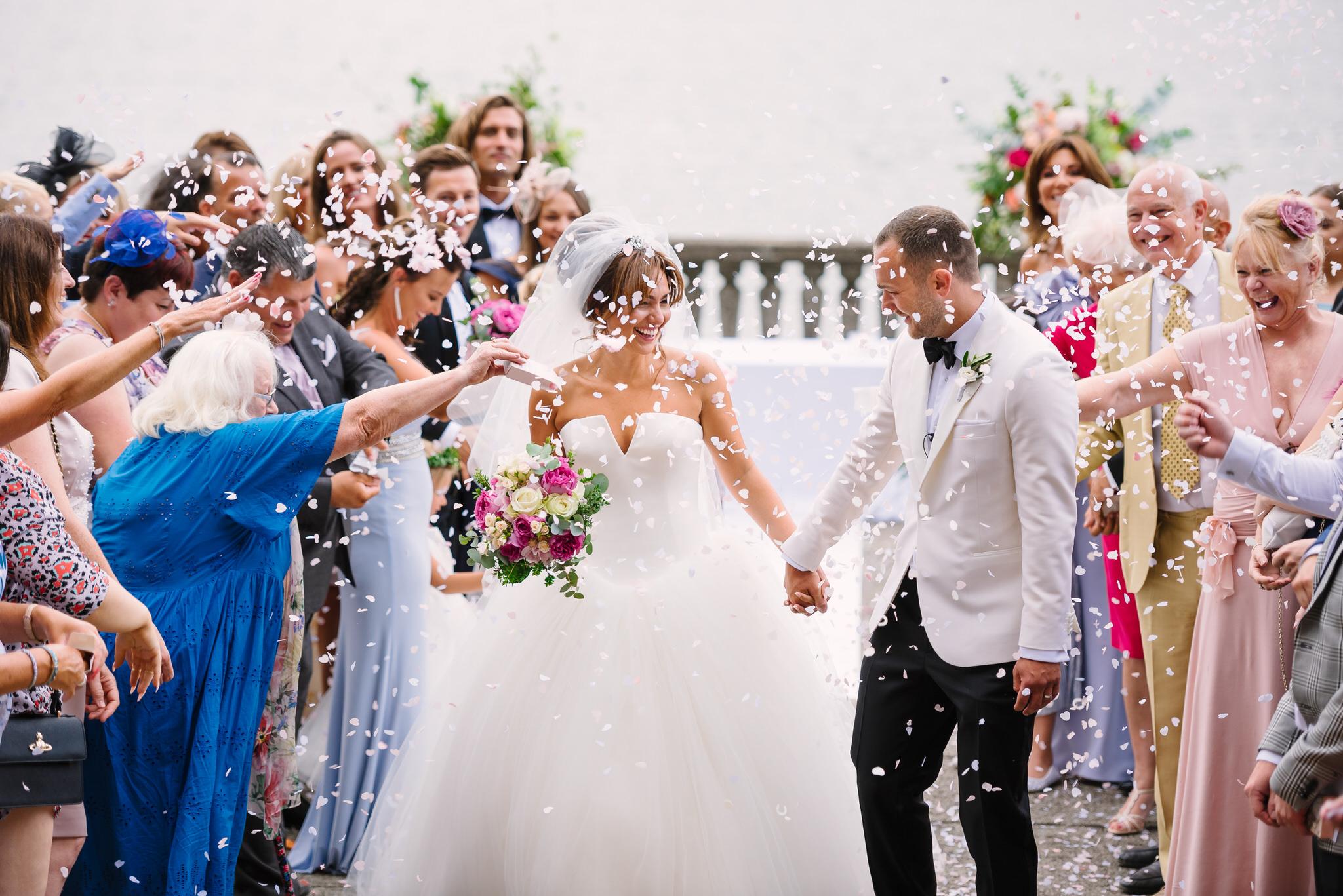 Villa Pizzo Lake Como Wedding Photography