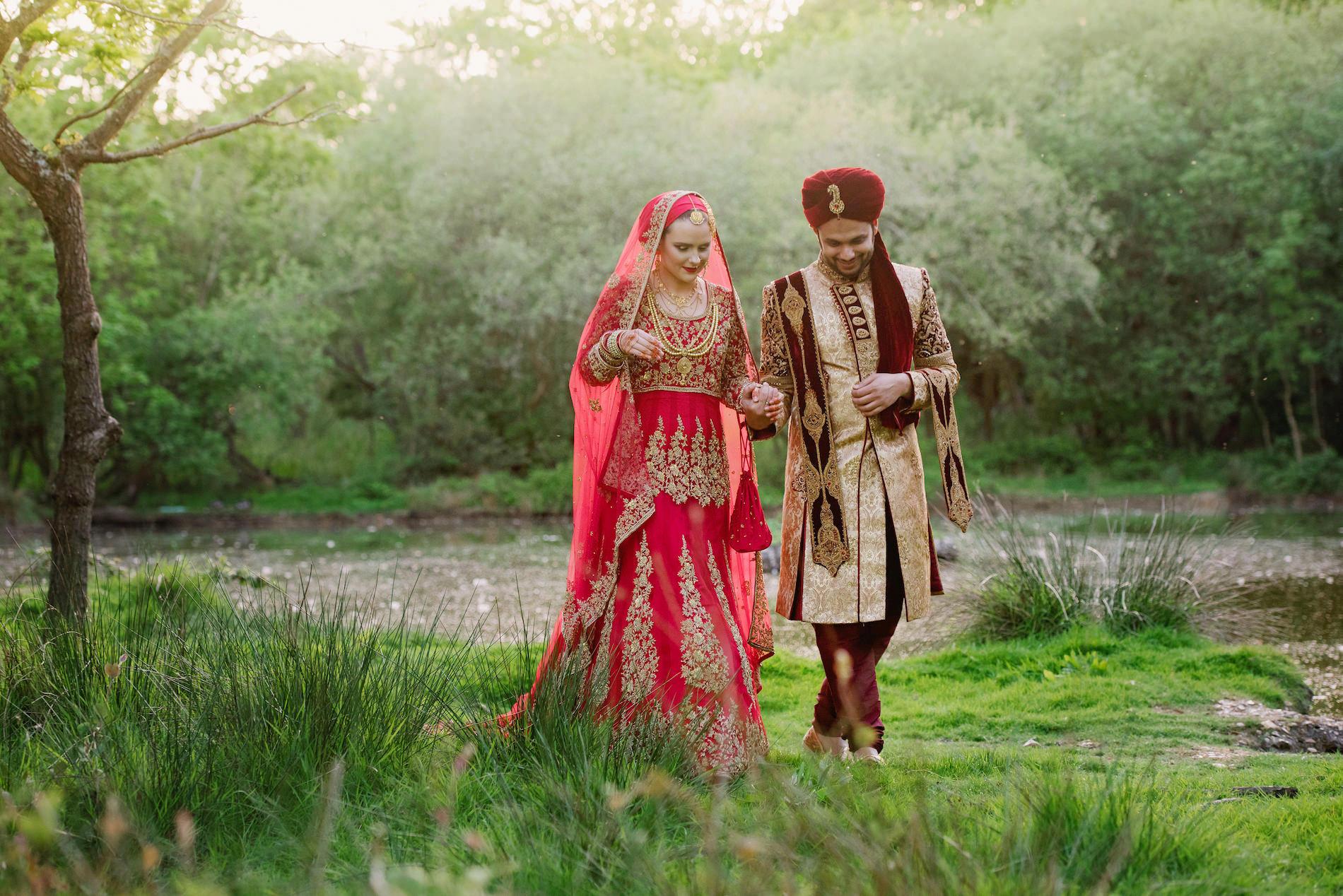 Hampshire Wedding Videography – Tournerbury Woods Estate